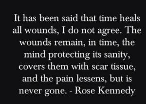Grief, bereavement, sorrow.