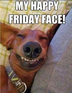 Thank god its Friday!