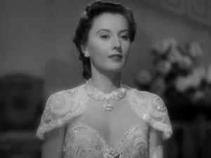 Barbara Stanwyck as 'Jean' Lady Eve Sidwich