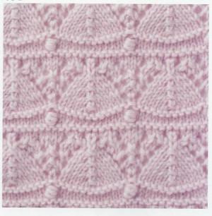 Lace Knitting Stitch #40