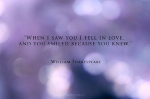 love, quote, smile, william shakespeare, words