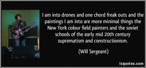More Will Sergeant Quotes