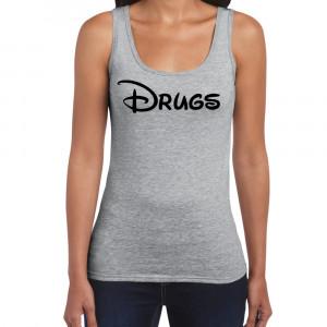 Womens-Funny-Sayings-Slogans-Tank-Top-Vests-Drugs-Disney-Style-Smoke ...