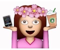 girl emoji source http weheartit com tag emoji 2014 08 03