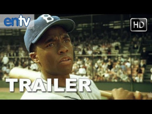 Trailer released for Jackie Robinson biopic '42'