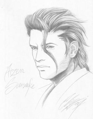 Bleach Aizen Sousuke