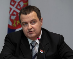 Ivica Dacic Serbia don t give up on Kosovo