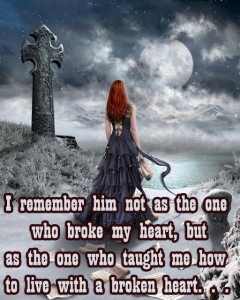 broken love quotes for him from the heart quotesgram