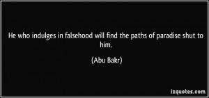 More Abu Bakr Quotes