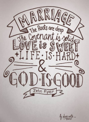 Christian Marriage Quotes And Sayings Christ-centered wedding
