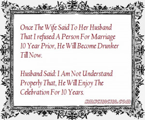 Once The Wife Said To Her Husband That I refused A Person For Marriage ...