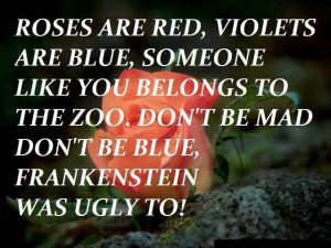 Roses are Red (Quote)