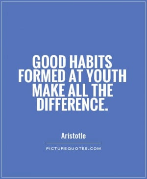 Aristotle's Quotes On Youth