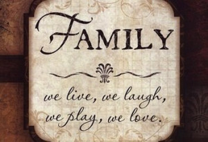 QUOTES ON LOVING FAMILY
