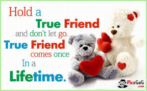 True Friend Quote Picture and You Like This Friendship Message and sms