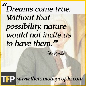 John Updike Change Quotes Quotehd