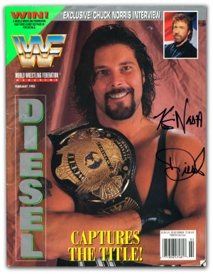 ... Timeline 1995) Kevin Nash refers to it as a massive tactical mistake