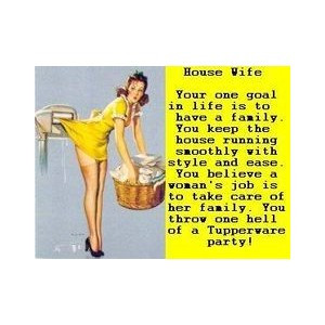1950s housewife quotes - Google Search | Funny | Pinterest