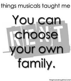 Rent The Musical Quotes Broadway musical quotes ☮