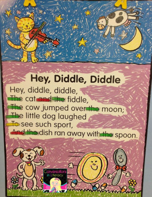 Nursery Rhymes With Pictures Using nursery rhymes to teach