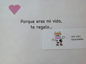 Spanish Valentine Game Silly