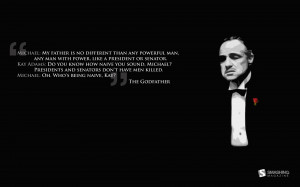 The Godfather Wallpaper with 1920x1200 Resolution