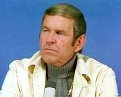 Paul Lynde: A ten dollar bill.