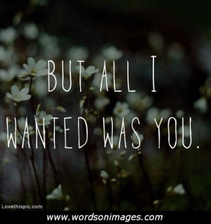 lost love quotes for him