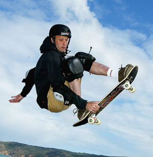 Tony Hawk Quotes