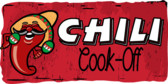 Chili Cook Off Chili Cook Off banner sign