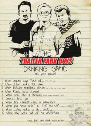 TPB Drinking Game