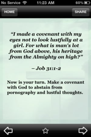 Download Biblical Encouragement - Pornography Addiction iPhone iPad ...