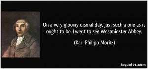 More Karl Philipp Moritz Quotes
