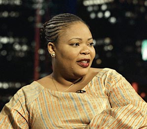 Leymah Gbowee - Email, Address, Phone numbers, everything! www ...