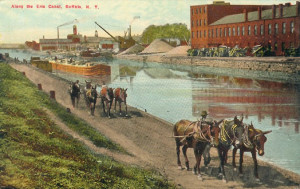 James Monroe, the Erie Canal, and