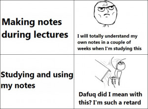 funny study quotes