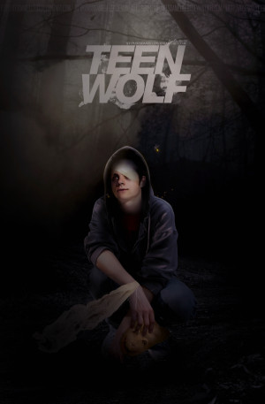 Nogitsune Stiles Fan Art The nogitsune - teen wolf: