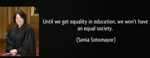 Is education the only route to economic equality?