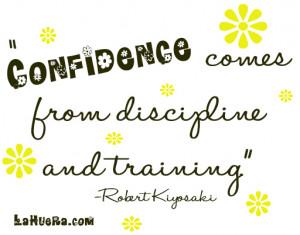 Week 3 – Cc – Confidence (noun)