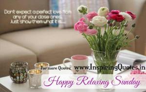 Happy Sunday Morning Wishes Quotes – Wish you a Happy Sunday
