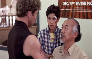 Johnny Lawrence Quotes and Sound Clips