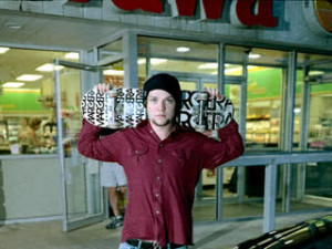 Bam Margera #3: Cause he's the sickest kid in America. And Europe