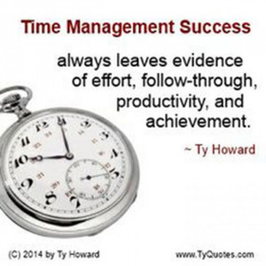 inspiring Quotes about Time Management