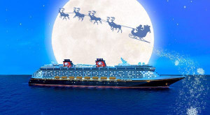 RE-PIN if you'd like to celebrate the holidays aboard #Disney Cruise ...