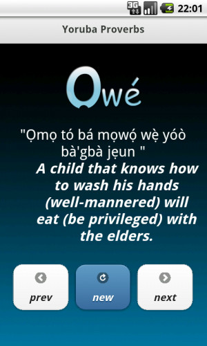 Search for: Quotes In Yoruba