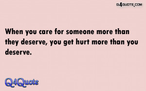 When you care for someone more-Relationship Quotes