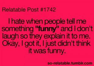 LOL funny True teen Quotes