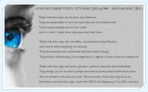 Blue Eye Facts
