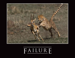Success and failure they have a deep relation if success will not ...