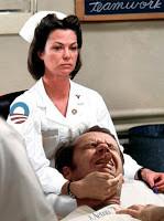 Nurse Ratched tortures Jack